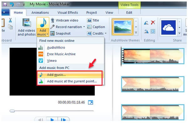 How To Put Free Music In Imovie