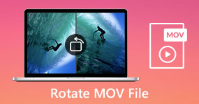 Rotate a MOV File