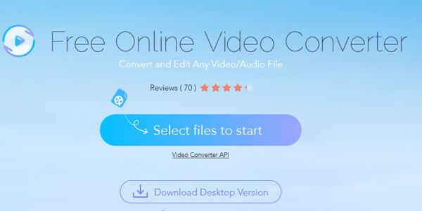 Apowersoftin ilmainen online-videomuunnin