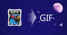 MP4 osaksi GIF