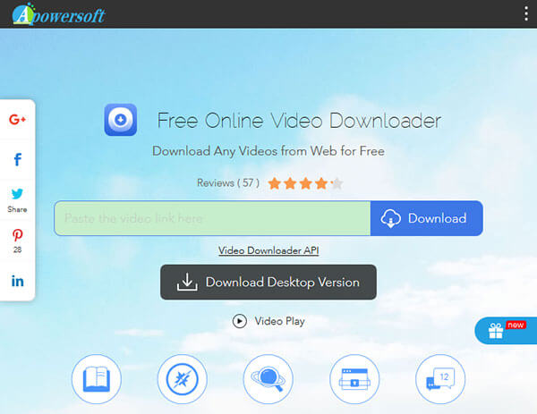 free online video downloader any site using url