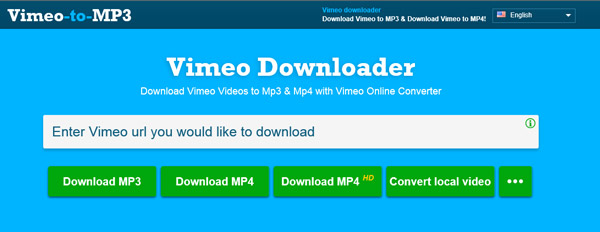 Viemo to mp3