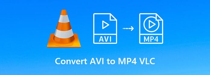 VLC Muunna AVI