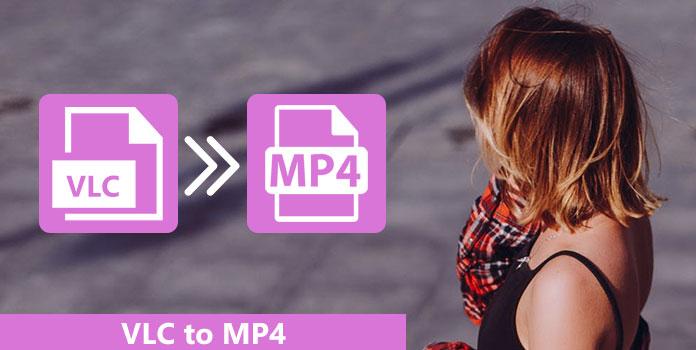 VLC na MP4