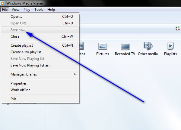 How to Efficiently Convert MP4 WMV to MP3 with Windows Media
