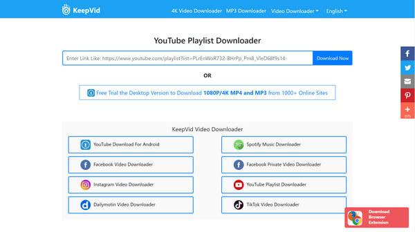iTubeGo YouTube Playlist Downloader