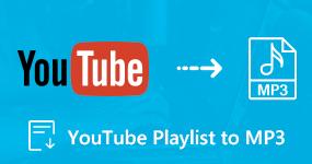 YouTube-soittolista MP3: lle