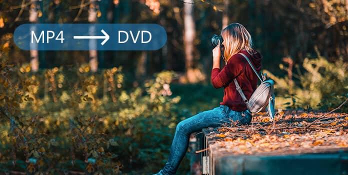 Muunna MP4 Video DVD: ksi