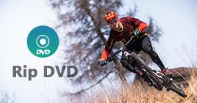 Ripata DVD tietokoneeseen