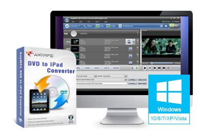 AnyMP4 DVD to iPad Converter