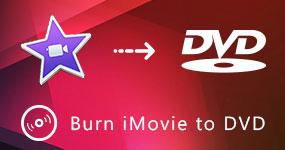 IMovien DVD-levyn polttaminen