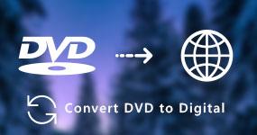 Muunna DVD digitaalimuodoiksi