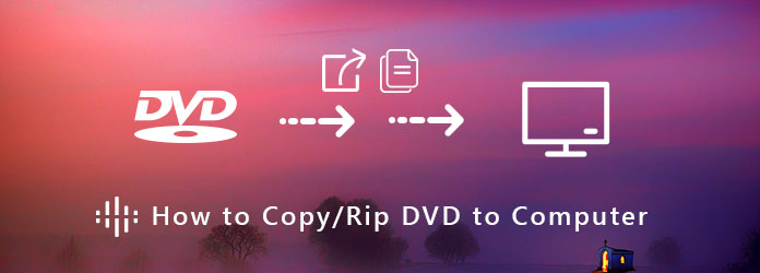 Copy DVD to Computer