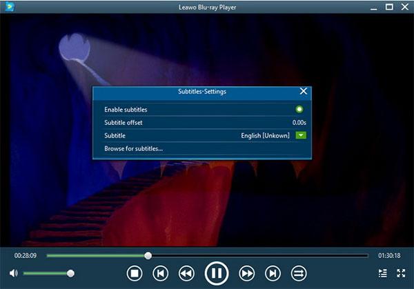Leawo Blu-ray-soitin