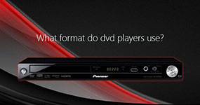 Format do DVD Players