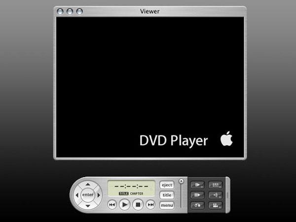 Apple DVD-soitin