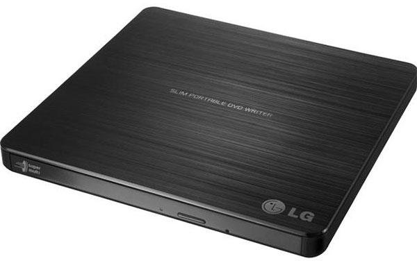 Ulkoinen DVD-soitin Ultra Slim Portable Drive