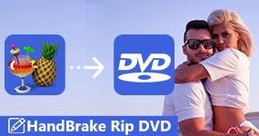 Käsijarru DVD-levyjen kopiointiin