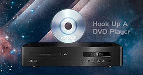 Kiinnitä DVD-soitin