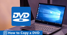 Copying a DVD