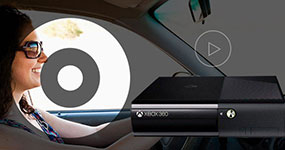 Play DVD on Xbox 360