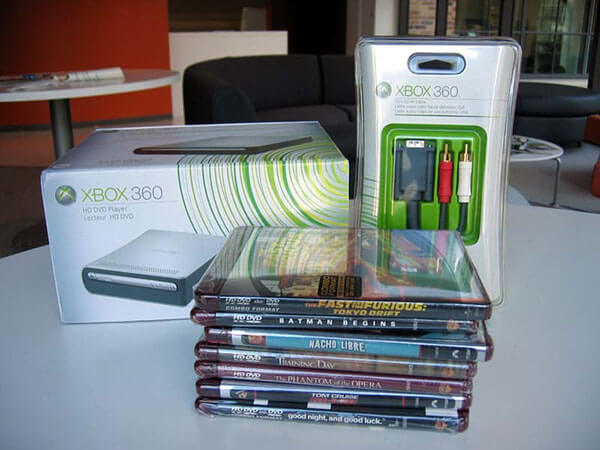 Xbox 360 HD DVD -soitin