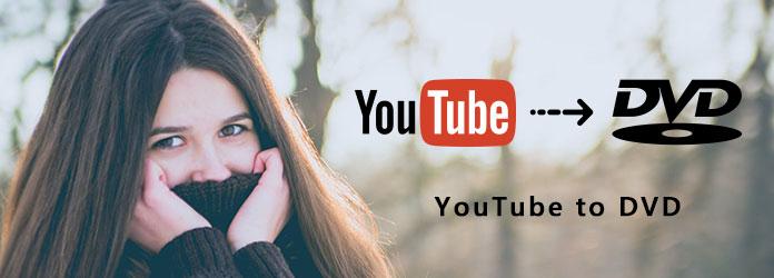 YouTube-videot DVD-levylle