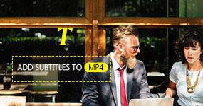 Lisää tekstitys MP4iin