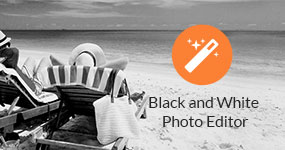 Black and White Photo Editor