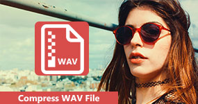 Compress WAV File