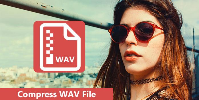 Pakkaa wav-tiedosto