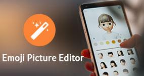 Emoji-kuvankäsittelyohjelma
