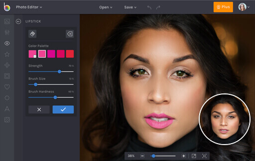 Touch Up Editor