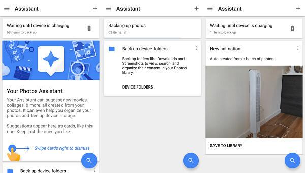 Google Photos Assistant