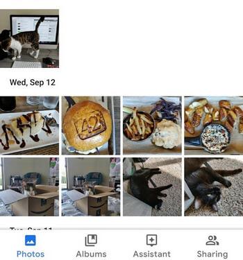 Määritä Google-kuvat