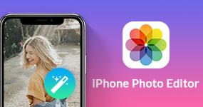 iPhonen valokuvaeditorit