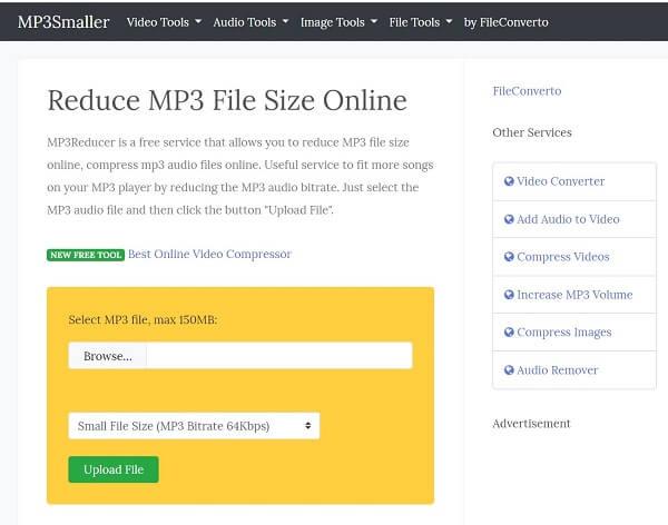 MP3Smaller