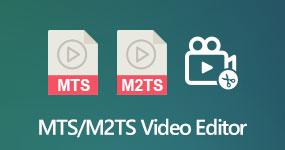 MTS / M2TS-editori