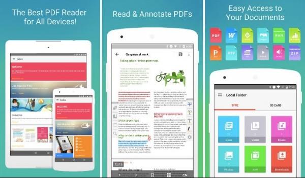 Kdan PDF-lukija