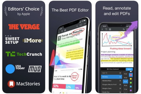 Best 15 Free PDF Editor APPs/APKs for Android & iPhone
