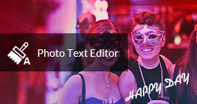 Photo Text Editor