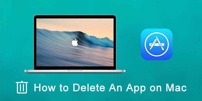 Delete an app on mac