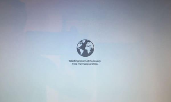 Käynnistä Mac