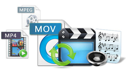 Convert video to audio or HD videos