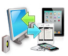 transfer files between iPad and PC