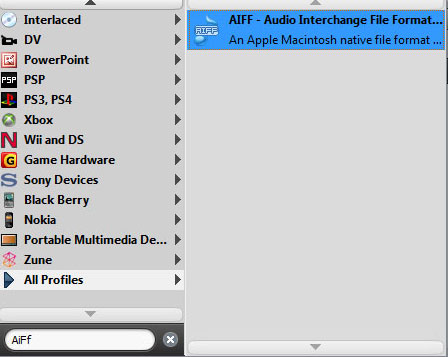 flac to aiff converter online