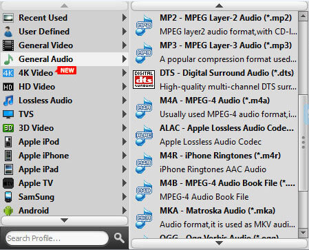 convert aac audio .m4a to mp3