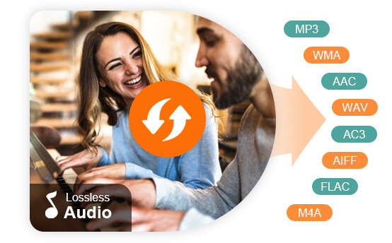 Muunna Video Audio Audio Online -sovellukseksi