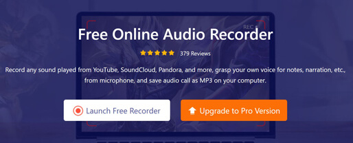 Download AnyMP4 Audio Recorder Launcher