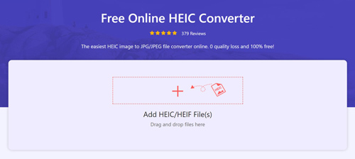 Lataa HEIC-kuvat verkossa
